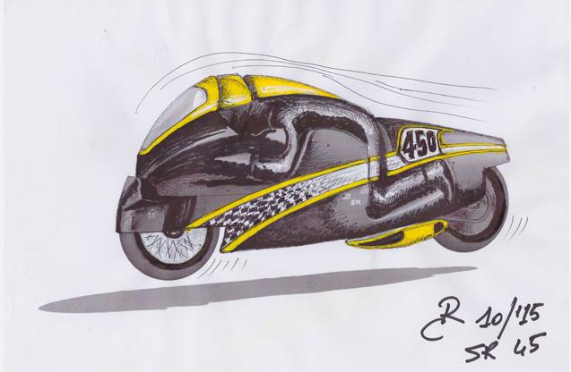 RMC Proto Sketches Drawings portfolio