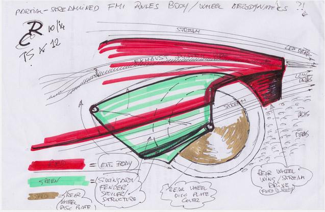 RMC Tech Sketches Drawings portfolio
